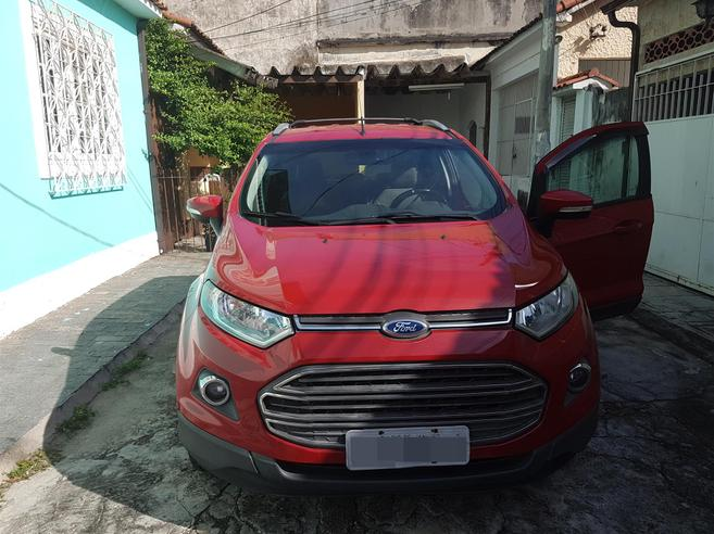 FORD ECOSPORT 2.0 TITANIUM 16V FLEX 4P POWERSHIFT 2012/2013