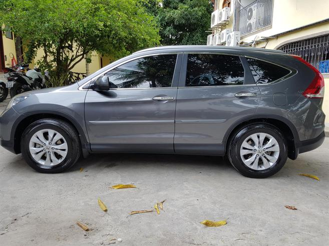 HONDA CRV 2.0 EXL 4X4 16V FLEX 4P AUTOMÁTICO 2013/2013