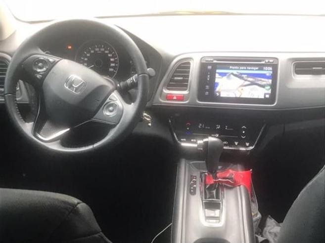 HONDA HR-V 1.8 16V FLEX EXL 4P AUTOMÁTICO 2016/2017