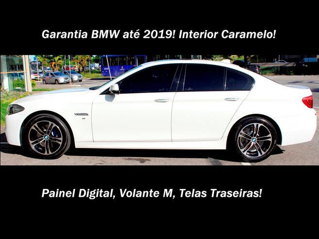 BMW 535i 3.0 M SPORT 24V GASOLINA 4P AUTOMÁTICO 2013/2014