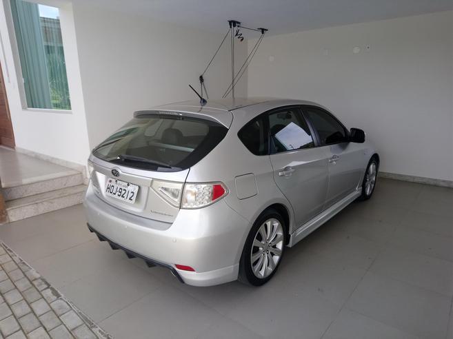 SUBARU IMPREZA 2.0 SEDAN AWD 16V GASOLINA 4P AUTOMÁTICO 2010/2011