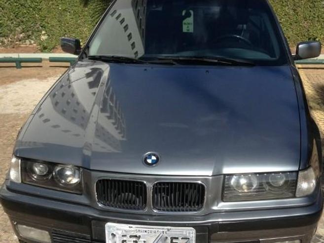 BMW 325i 2.5 SEDAN 24V GASOLINA 4P AUTOMÁTICO 1994/1994