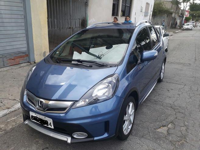 HONDA FIT 1.5 TWIST 16V FLEX 4P AUTOMÁTICO 2013/2014