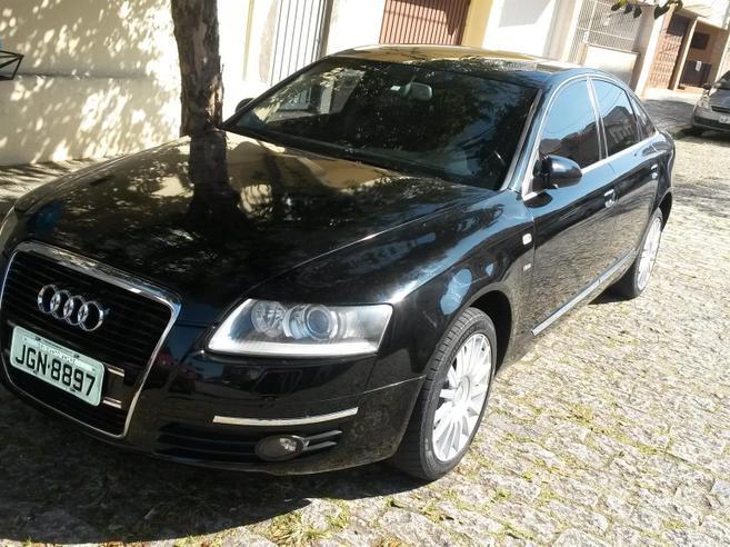 AUDI A6 3.0 V6 30V GASOLINA 4P MULTITRONIC 2004/2005