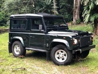 Land Rover Defender Webmotors