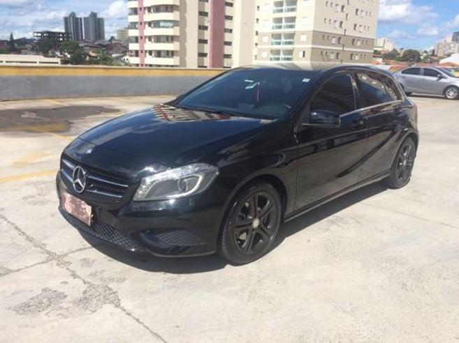 MERCEDES-BENZ A 200 1.6 TURBO 16V FLEX 4P AUTOMÁTICO 2015/2015