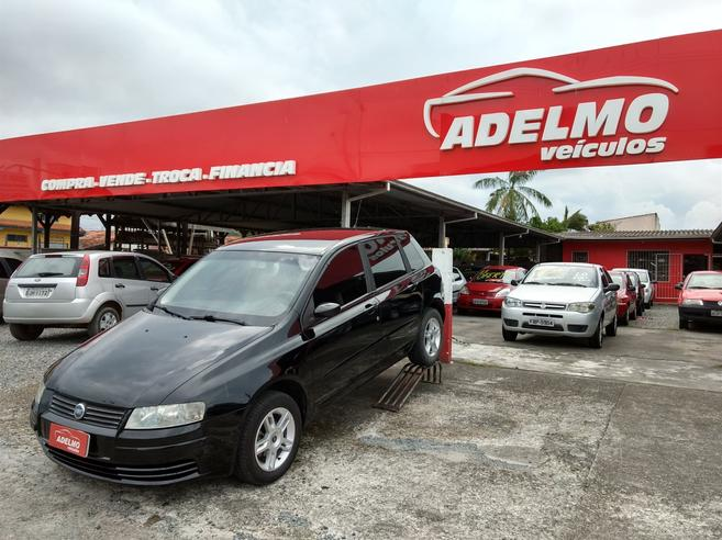 FIAT STILO 1.8 MPI 8V GASOLINA 4P MANUAL 2002/2003