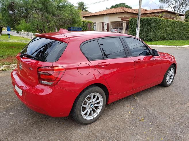 BMW 116i 1.6 16V TURBO GASOLINA 4P AUTOMÁTICO 2014/2015