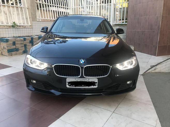 BMW 320i 2.0 16V TURBO ACTIVE FLEX 4P AUTOMÁTICO 2015/2015