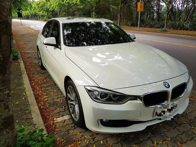 BMW 328i 2.0 SEDAN 16V GASOLINA 4P AUTOMÁTICO 2012/2013