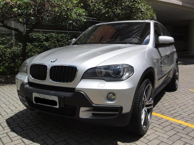 BMW X5 3.0 SI 4X4 24V GASOLINA 4P AUTOMÁTICO 2009/2010