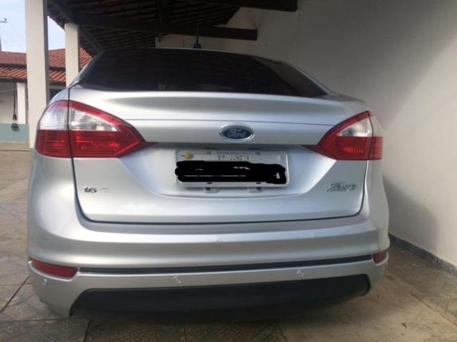 FORD FIESTA 1.6 SE SEDAN 16V FLEX 4P POWERSHIFT 2014/2015