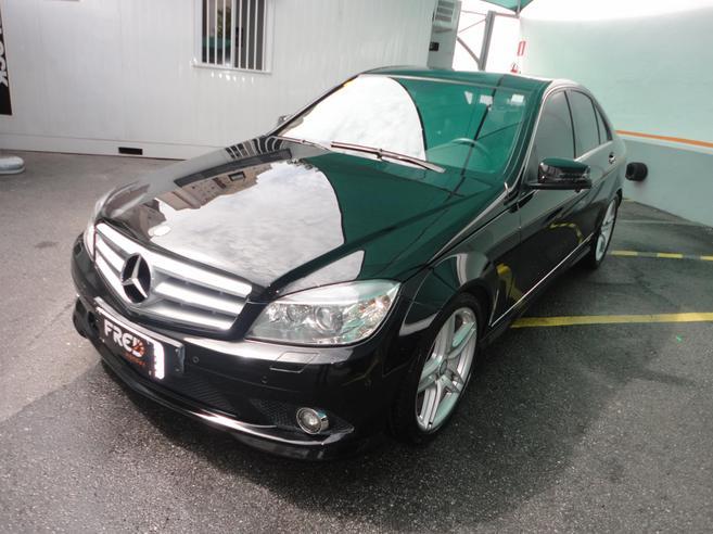 MERCEDES-BENZ C 300 3.0 AVANTGARDE V6 24V GASOLINA 4P AUTOMÁTICO 2010/2011