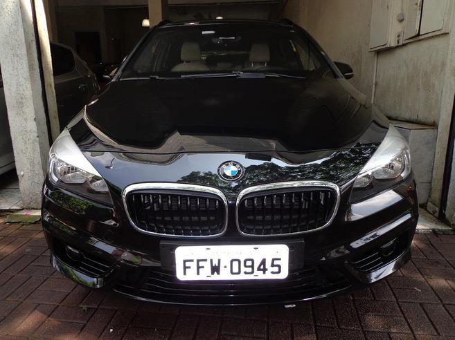 BMW 225i 2.0 CAT SPORT GP 16V TURBO GASOLINA 4P AUTOMÁTICO 2014/2015