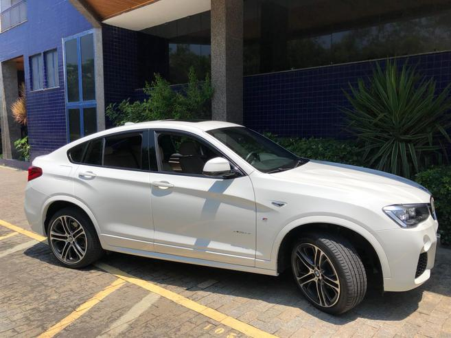 BMW X4 3.0 M SPORT 35I 4X4 24V TURBO GASOLINA 4P AUTOMÁTICO 2015/2016