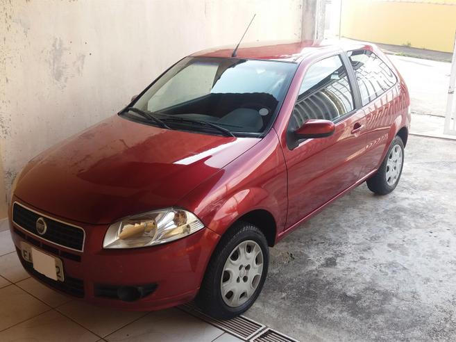 FIAT PALIO 1.0 MPI ELX 8V FLEX 2P MANUAL 2008/2008