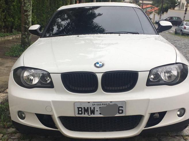 BMW 118i 2.0 SPORT EDITION 16V GASOLINA 2P AUTOMÁTICO 2011/2012