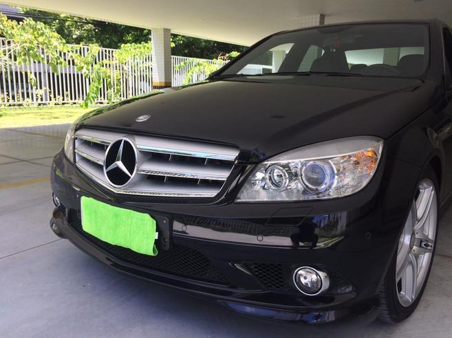 MERCEDES-BENZ C 300 3.0 AVANTGARDE V6 24V GASOLINA 4P AUTOMÁTICO 2011/2011