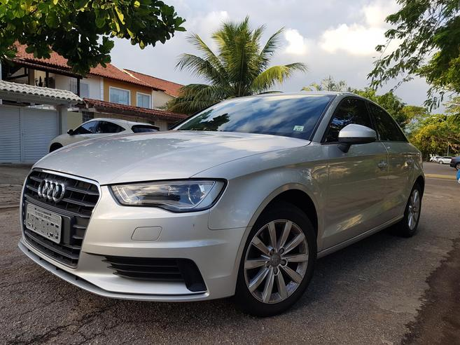 AUDI A3 1.4 TFSI ATTRACTION 16V GASOLINA 4P S-TRONIC 2014/2014