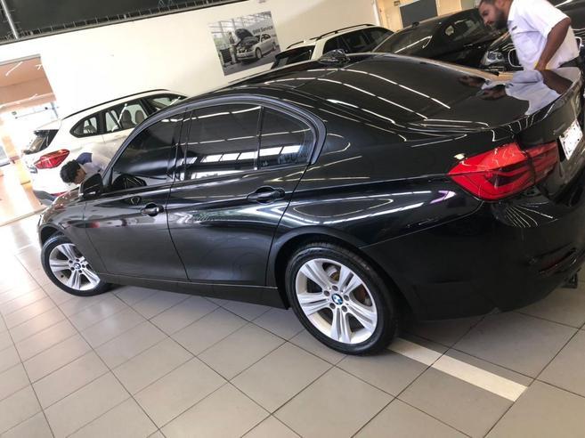 BMW 320i 2.0 SPORT GP 16V TURBO ACTIVE FLEX 4P AUTOMÁTICO 2016/2016
