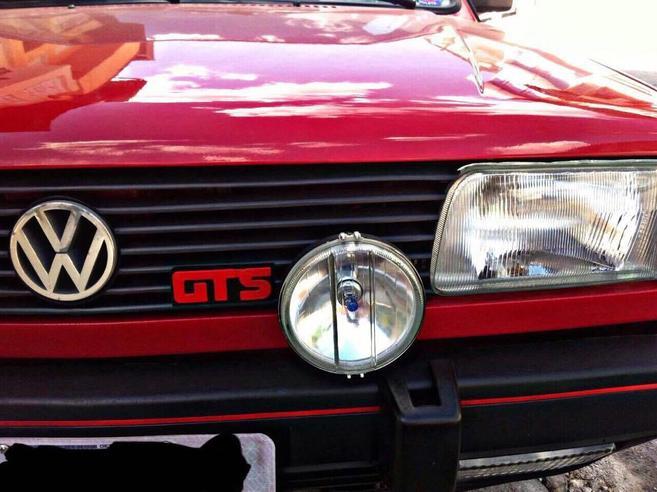 VOLKSWAGEN GOL 1.8 GTS 8V ÁLCOOL 2P MANUAL 1988/1988