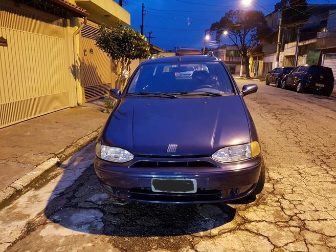 FIAT PALIO 1.6 MPI STILE WEEKEND 16V GASOLINA 4P MANUAL 1999/1999