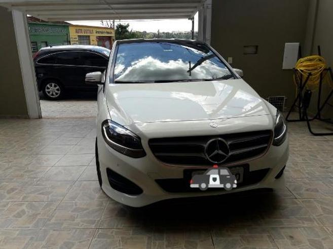 MERCEDES-BENZ B 200 1.6 TURBO 16V FLEX 4P AUTOMATIZADO 2016/2016