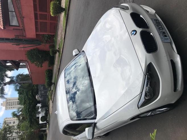 BMW 116i 1.6 16V TURBO GASOLINA 4P AUTOMÁTICO 2014/2014