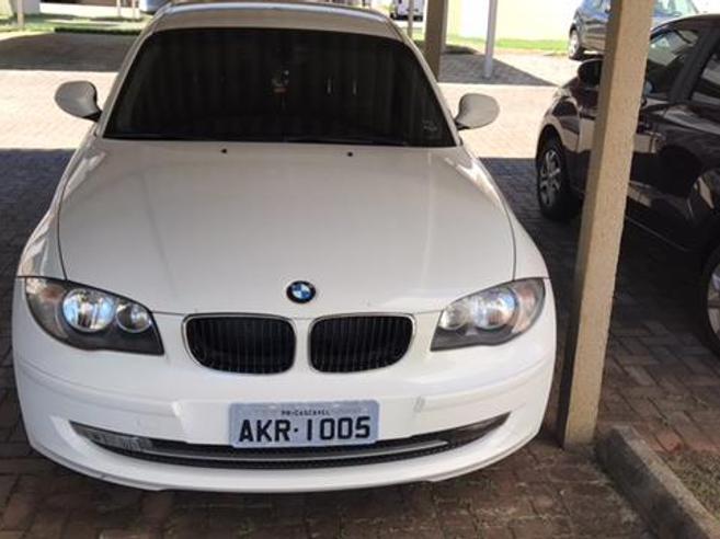 BMW 118i 1.8 UE71 16V GASOLINA 4P AUTOMÁTICO 2010/2011