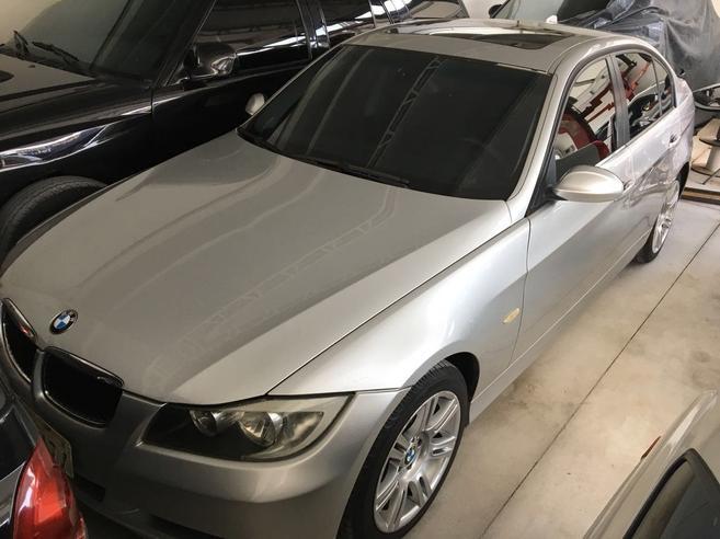 BMW 320i 2.0 16V GASOLINA 4P AUTOMÁTICO 2005/2006