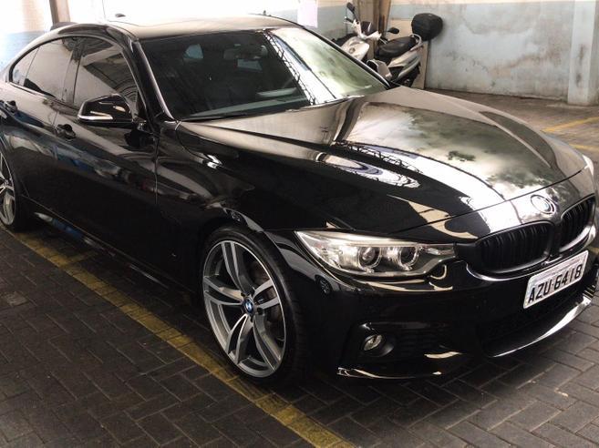 BMW 428i 2.0 M SPORT GRAN COUPE 16V TURBO GASOLINA 4P AUTOMÁTICO 2015/2016