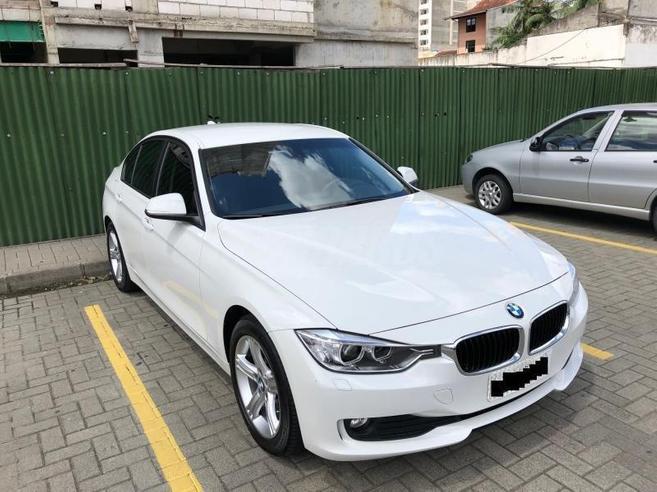 BMW 316i 1.6 SEDAN 16V TURBO GASOLINA 4P AUTOMATICO 2014/2014