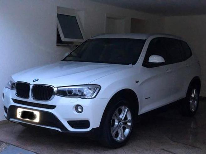 BMW X3 2.0 20I 4X4 16V GASOLINA 4P AUTOMÁTICO 2014/2015