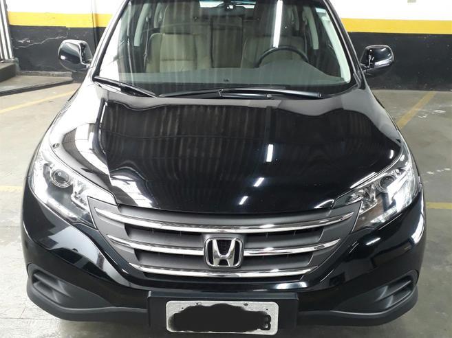 HONDA CRV 2.0 LX 4X2 16V FLEX 4P AUTOMÁTICO 2013/2013