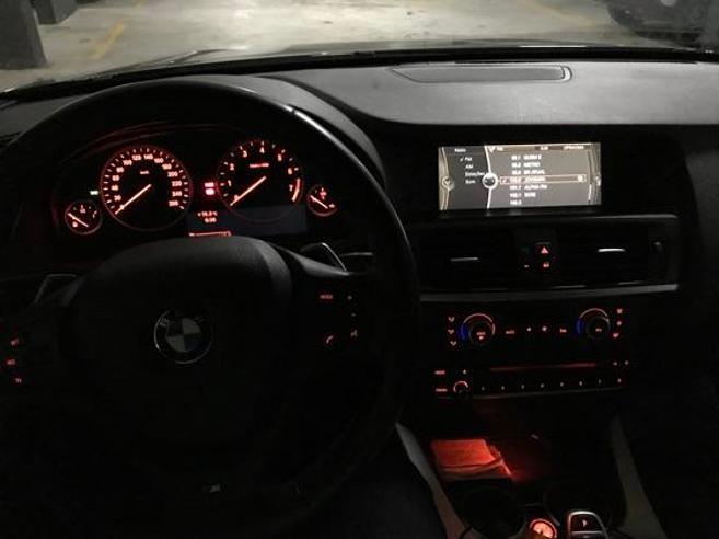 BMW X3 3.0 35I M SPORT 4X4 24V GASOLINA 4P AUTOMÁTICO 2012/2013