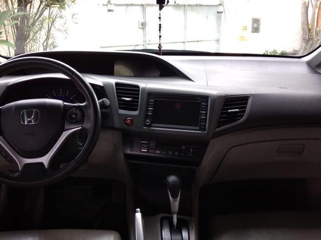 HONDA CIVIC 1.8 EXS 16V FLEX 4P AUTOMÁTICO 2012/2013