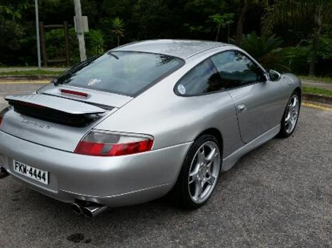PORSCHE 911 3.4 CARRERA 4 COUPÉ 6 CILINDROS 24V GASOLINA 2P MANUAL 2001/2001