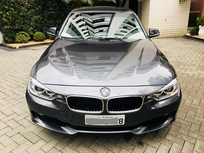 BMW 320i 2.0 GP 16V TURBO ACTIVE FLEX 4P AUTOMÁTICO 2014/2015
