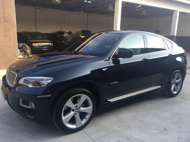 BMW X6 4.4 50I 4X4 COUPÉ 8 CILINDROS 32V BI-TURBO GASOLINA 4P AUTOMÁTICO 2013/2014