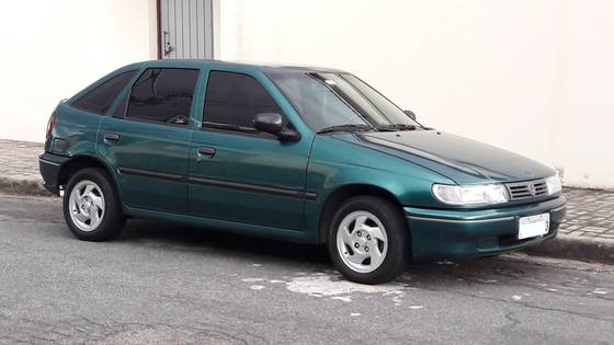 Volkswagen Pointer 2 0 Gli 8v Gasolina 4p Manual