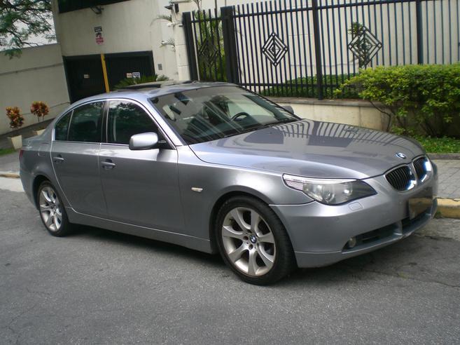BMW 545i 4.4 SEDAN V8 32V GASOLINA 4P AUTOMÁTICO 2004/2004