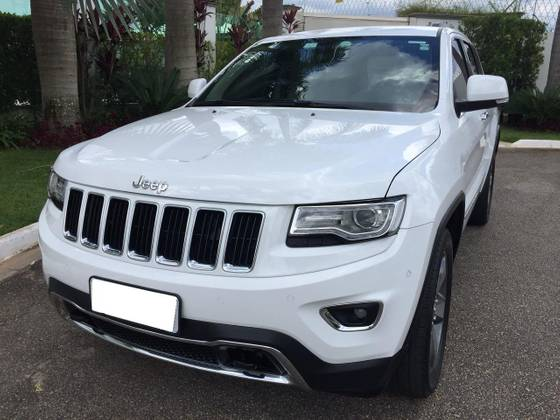 Awesome JEEP GRAND CHEROKEE 3.6 LIMITED 4X4 V6 24V GASOLINA 4P AUTOMATICO