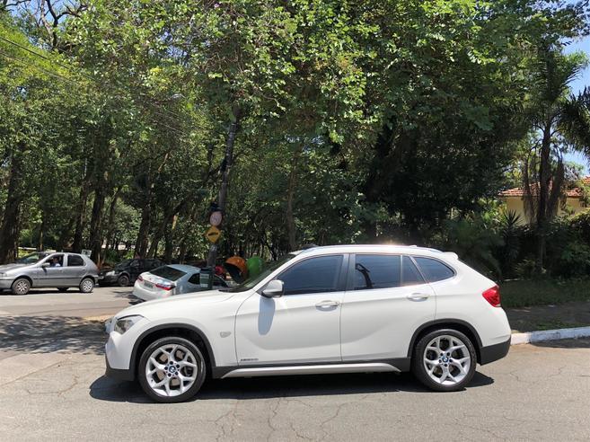 BMW X1 3.0 28I 4X4 24V GASOLINA 4P AUTOMÁTICO 2011/2012