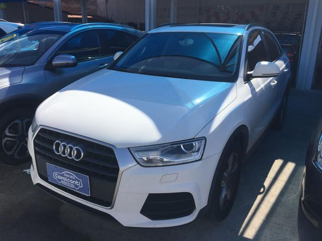 AUDI Q3 1.4 TFSI AMBIENTE GASOLINA 4P S TRONIC 2016/2016