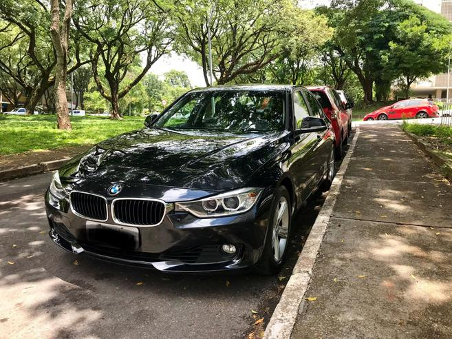 BMW 320i 2.0 GP 16V TURBO GASOLINA 4P AUTOMÁTICO 2012/2013