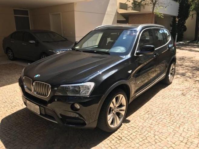 BMW X3 3.0 35I 4X4 24V GASOLINA 4P AUTOMÁTICO 2010/2011