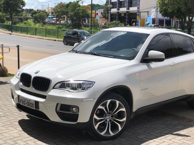 BMW X6 3.0 35I 4X4 COUPÉ 6 CILINDROS 24V GASOLINA 4P AUTOMÁTICO 2014/2014