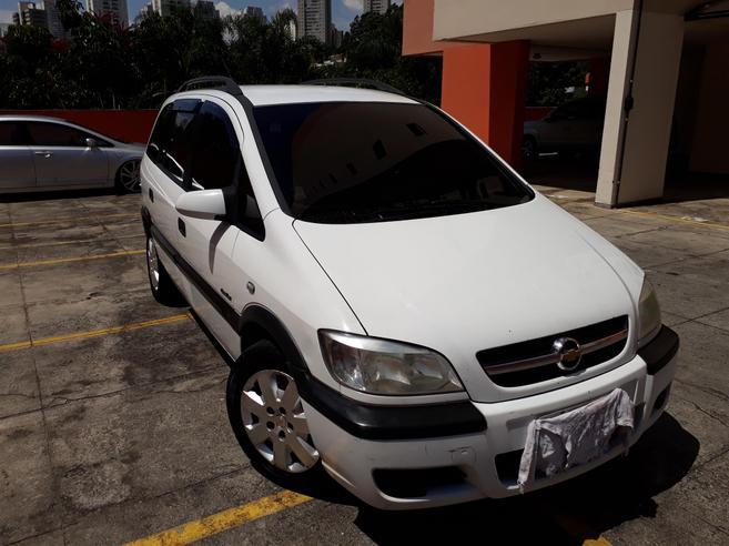 Chevrolet Zafira 20 Mpfi Comfort 8v Flex 4p Manual Webmotors