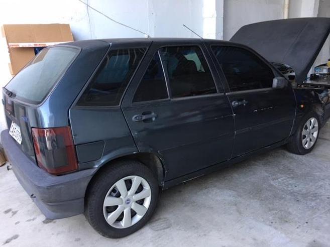 FIAT TIPO 1.6 IE 8V GASOLINA 4P MANUAL 1996/1996