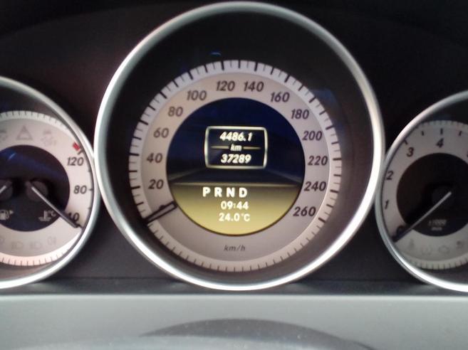 MERCEDES-BENZ C 200 1.8 CGI AVANTGARDE 16V GASOLINA 4P AUTOMÁTICO 2012/2012